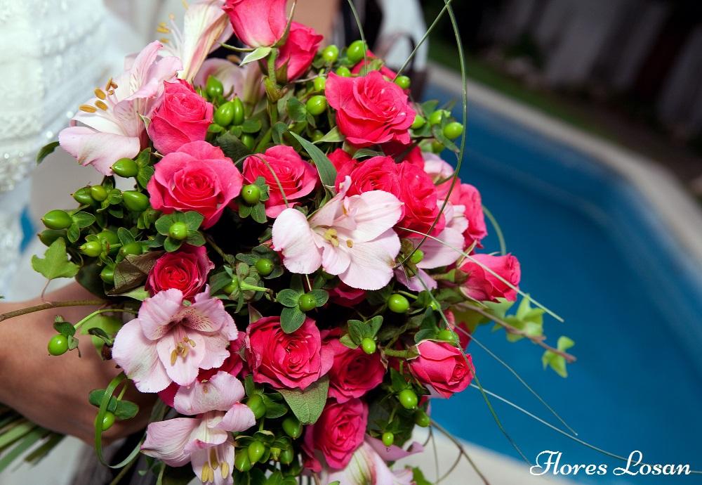 Flores Losan. Floristería - vivero en Collado Villalba