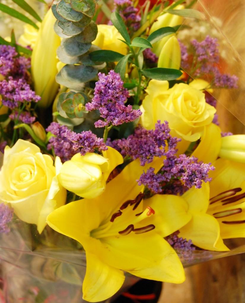 Ramos de flores Collado Villalba