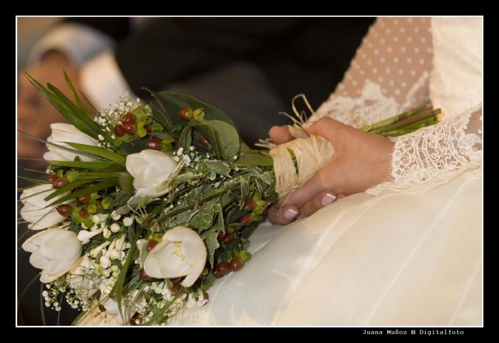 Ramos de novia - flores losan